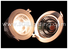 Image of SGi's LED Downlight - 32 Watt Swivel Light - Professional Grade