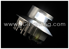 Image of SGi's LED Accent Light - 1 Watt Step Light Swivel - Professional Grade
