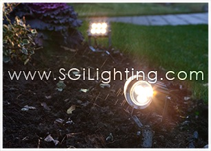 Image of SGi's LED Spot Lighting