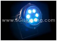 SGi LED Spot Light 18 Watt Magnum RGB