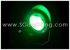 SGi's LED Spot Light 3,6,9 Watt Cannon RGB