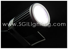 SGI LED Spot Light 3 Watt Barrel