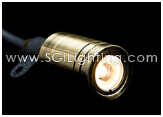 SGi LED Underwater Light 1 Watt Cylinder