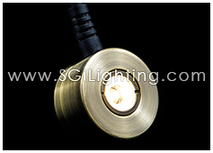 SGi LED Underwater Light 1 Watt Disc