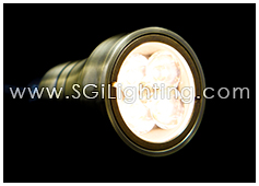 SGi LED Underwater Light 4 Watt Bell