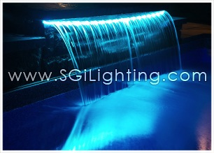 SGi's LED Underwater Lighting