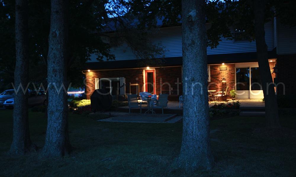 Image of SGi's LED Soffit Lighting