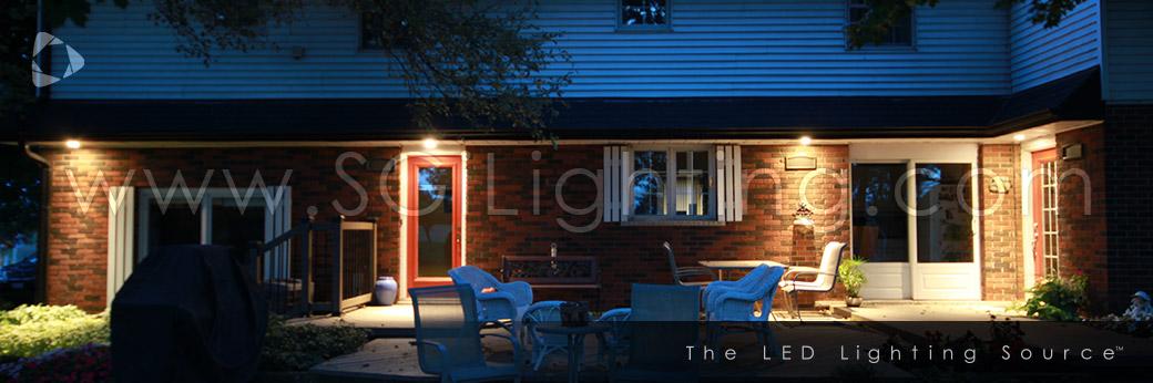 residential outdoor lighting ancaster sgi lighting