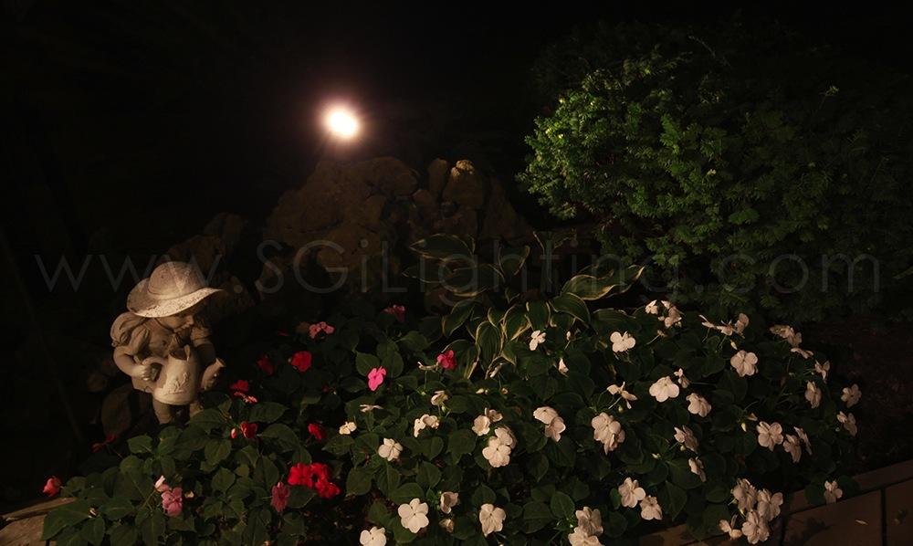 Image of SGi's LED Spot Lighting