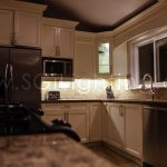 Image of SGi's LED Under Cabinet Lighting in a Residential Application