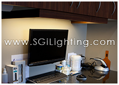 Image of SGi's LED Commercial Task Lighting for Dentistry Centre