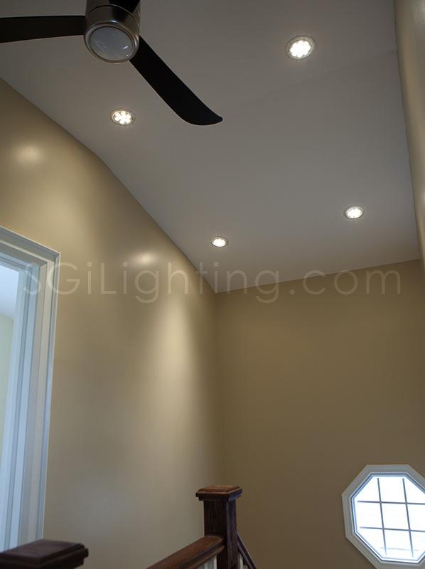 Image of SGi's LED Residential Downlighting
