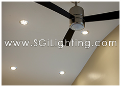 Image of SGi's LED Residential Downlighting