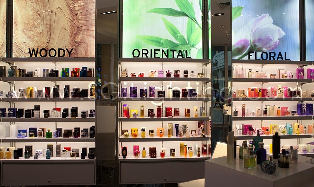 National retailer toronto eaton centre sgi lighting image of sgis led retail display lighting aloadofball Images