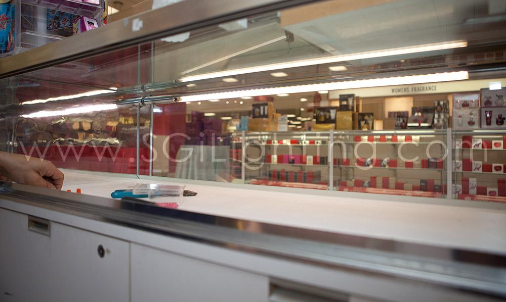 Image of SGi's Commercial LED Retrofitting