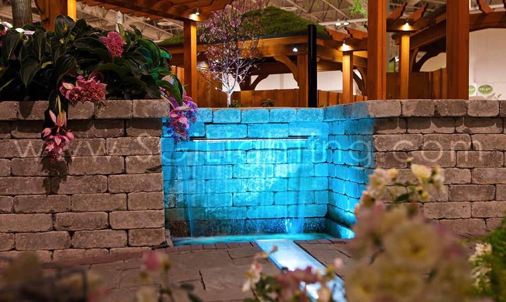 Image of SGi's LED Underwater Lighting
