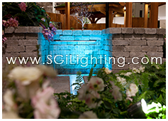 Image of SGi's LED Underwater Lighting