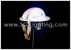Image of SGi's LED Accent Light - 1 Watt Mini Post - Professional Grade