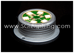 Image of SGi's LED Accent Light -1.5 Watt Dot Light Wide - Professional Grade