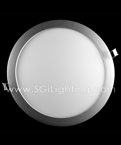 SGi LED Downlights [P]_18 Watt Light Round