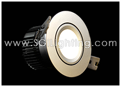 Image of SGi's LED Downlight - 13 Watt Swivel Light