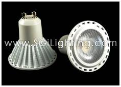 Image of SGi's LED Lamp 5 Watt GU10