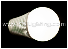 Image of SGi's LED Lamp 7 Watt A19 330