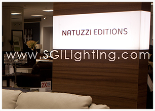 Image of SGi LED Signage Lighting