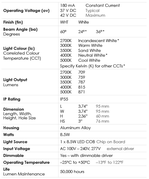 Spec Chart_Downlight_8.5WS Square