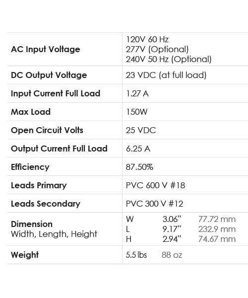 Spec-Chart_Power_24VDC-150D