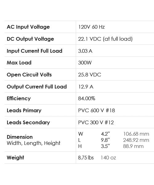 Spec-Chart_Power_24VDC-300D