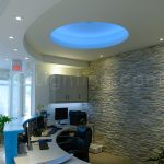 Image of SGi's LED Cove Lighting in a Commercial Application