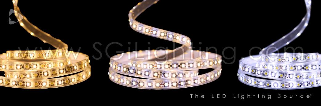Image of SGi's LED Flex Light Intelligent Dynamic White
