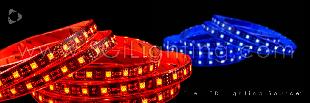 Image of SGi's LED Flex Light UltraBright RGB
