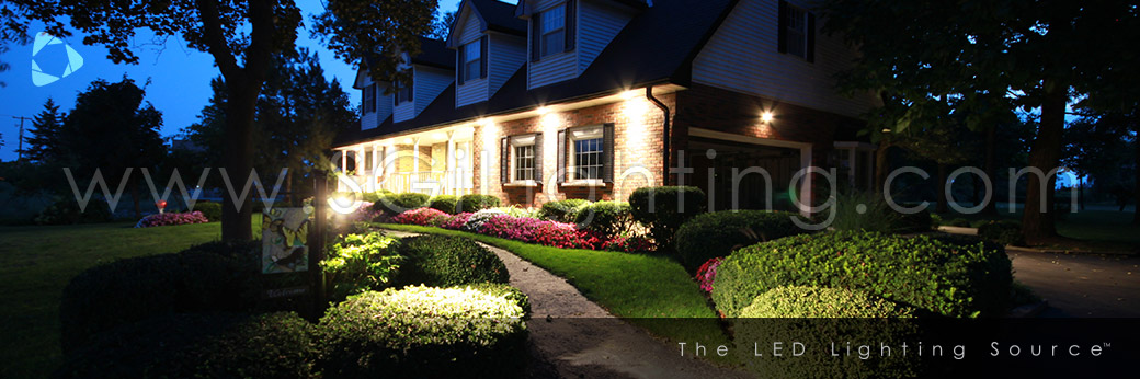 Soffit Led Lighting. Showcase Your Home With Strategic Exterior ...