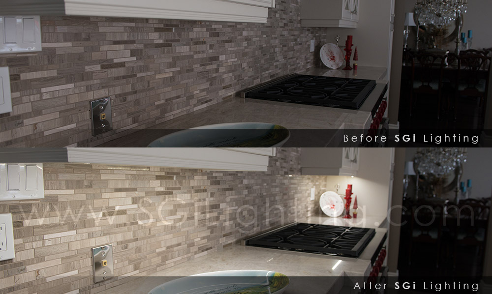 ... LED Kitchen Lighting ... & Anneu0027s LED Kitchen Lighting | SGi Lighting azcodes.com