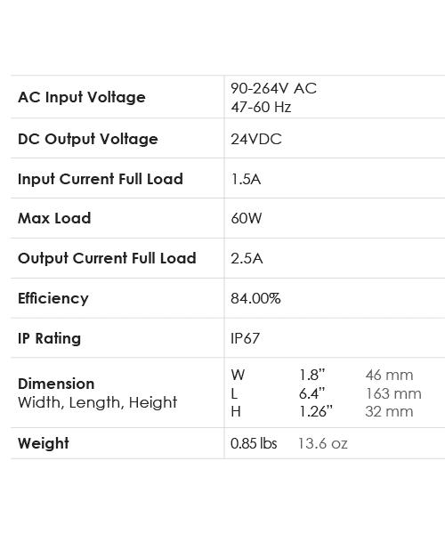 Spec-Chart_Power_21-12VDC-60D