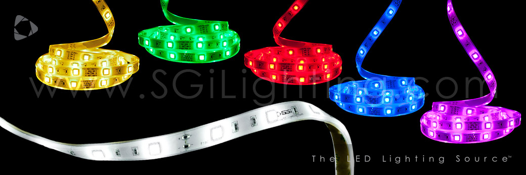 Image of SGi's LED Flex Light RegularBright RGBW