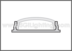 LED Track Recessed