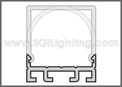 LED Track Low Profile