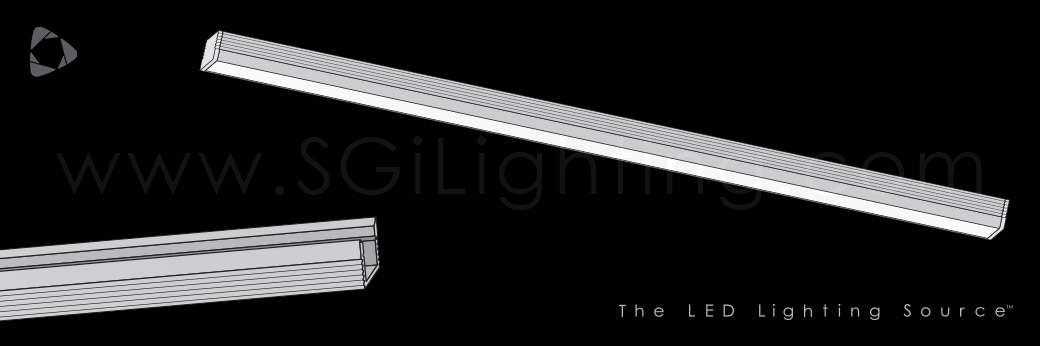 Image of SGi's LED Flex Track Low Profile 0809