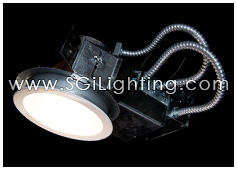 Image of SGi's 10 Inch LED Commercial Downlight