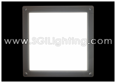SGi LED Downlight 18 Watt Light Square