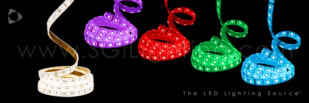 Image of SGi's LED Flex Light UltraBright RGBW