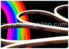SGi LED NEON Lights - Flat RGBW
