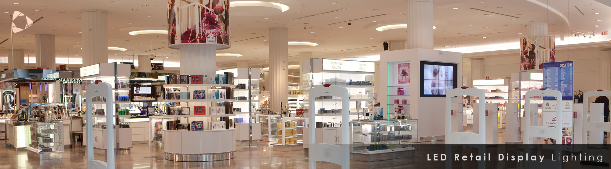 SGi LED Retail Display Lighting