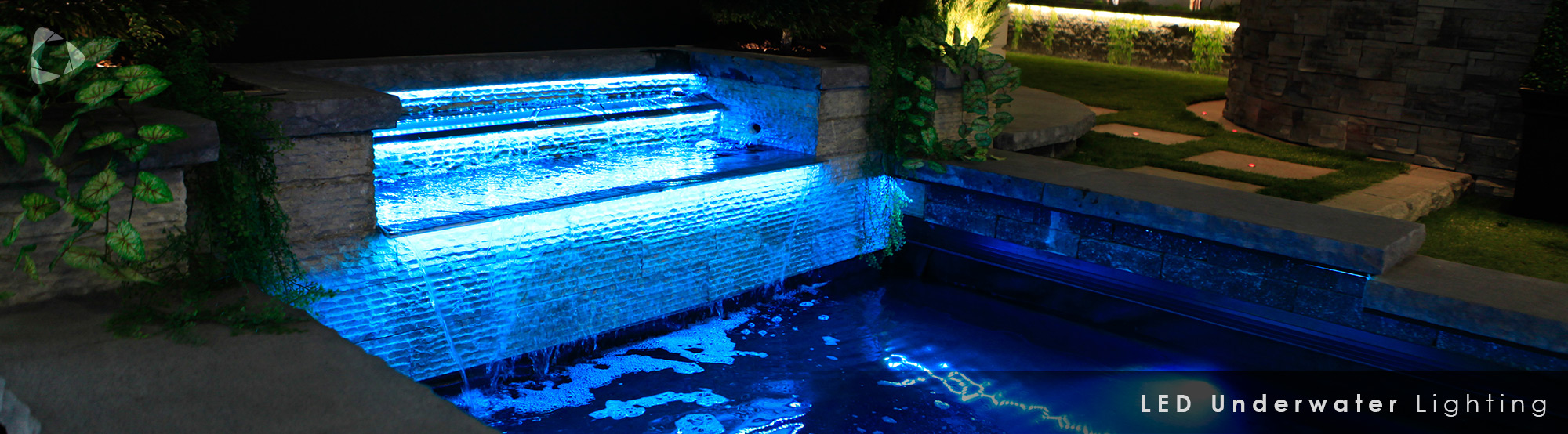 SGi LED Underwater Lighting